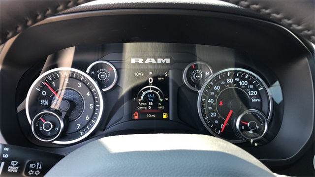 2019 Ram 1500 Quad Cab 4x4,  Pickup #D190937 - photo 14