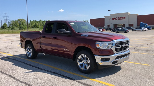 2019 Ram 1500 Quad Cab 4x4,  Pickup #D190937 - photo 1