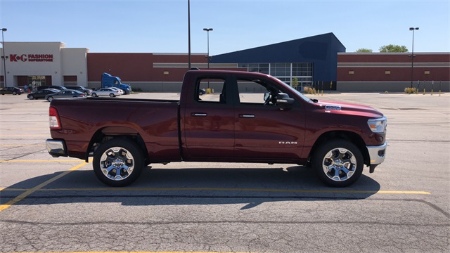 2019 Ram 1500 Quad Cab 4x4,  Pickup #D190937 - photo 3