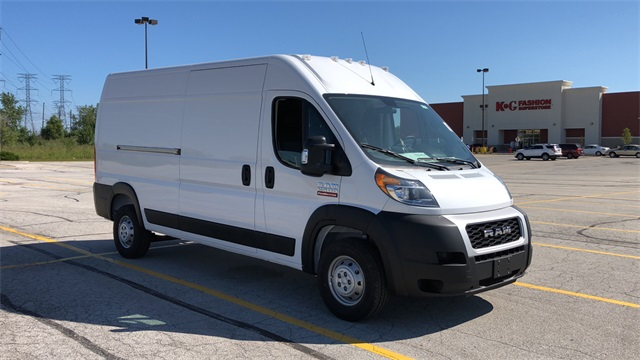 2019 ProMaster 2500 High Roof FWD,  Empty Cargo Van #D190984 - photo 1