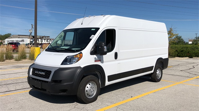 2019 ProMaster 2500 High Roof FWD,  Empty Cargo Van #D190984 - photo 20