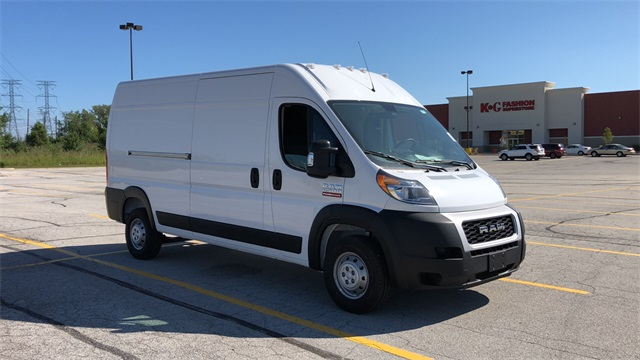 2019 ProMaster 2500 High Roof FWD, Empty Cargo Van #D190985 - photo 1