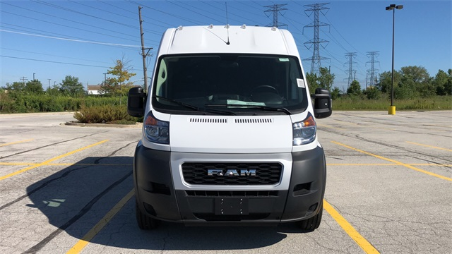 2019 ProMaster 2500 High Roof FWD, Empty Cargo Van #D190985 - photo 20