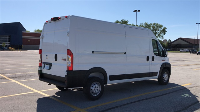 2019 ProMaster 2500 High Roof FWD, Empty Cargo Van #D190985 - photo 4