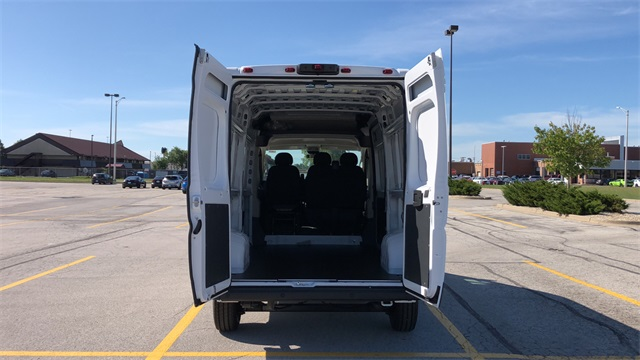 2019 ProMaster 2500 High Roof FWD, Empty Cargo Van #D190985 - photo 6