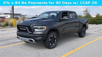 2020 Ram 1500 Crew Cab 4x4, Pickup #D200049 - photo 21