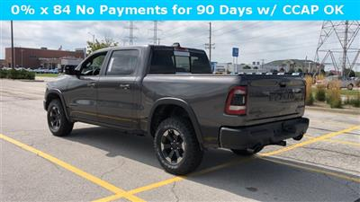 2020 Ram 1500 Crew Cab 4x4, Pickup #D200049 - photo 5