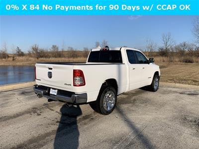 2020 Ram 1500 Quad Cab 4x4, Pickup #D200204 - photo 2