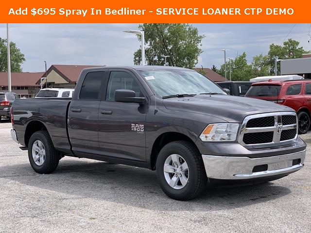 2020 Ram 1500 Quad Cab 4x2, Pickup #D200612 - photo 1