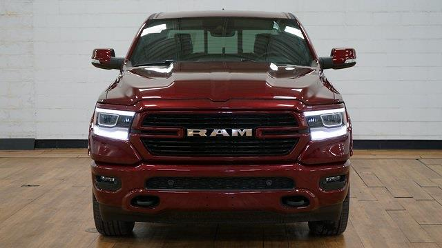 2021 Ram 1500 Crew Cab 4x4, Pickup #D210334 - photo 3