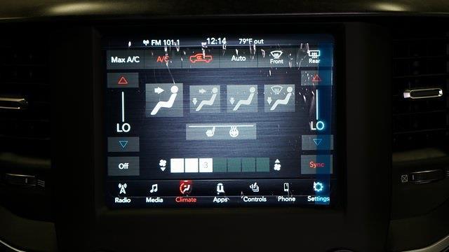 2021 Ram 1500 Crew Cab 4x4,  Pickup #D210611 - photo 11