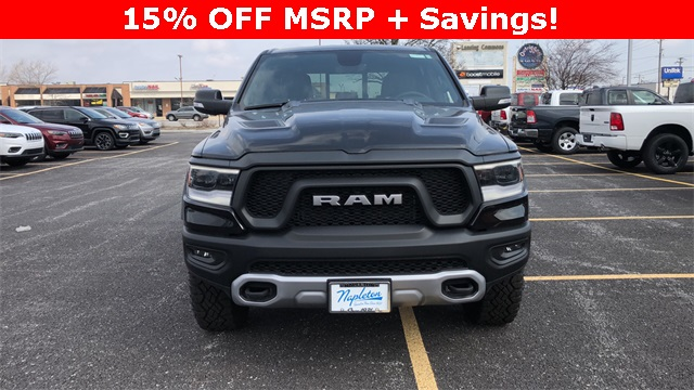 2019 Ram 1500 Crew Cab 4x4,  Pickup #DTT190615 - photo 23