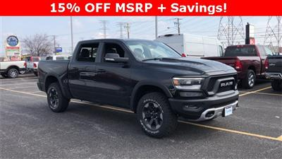 2019 Ram 1500 Crew Cab 4x4,  Pickup #DTT190615 - photo 1