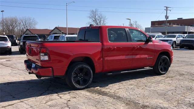 2020 Ram 1500 Crew Cab 4x4, Pickup #DTT200215 - photo 2