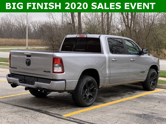 2021 Ram 1500 Crew Cab 4x4, Pickup #DTT210099 - photo 1