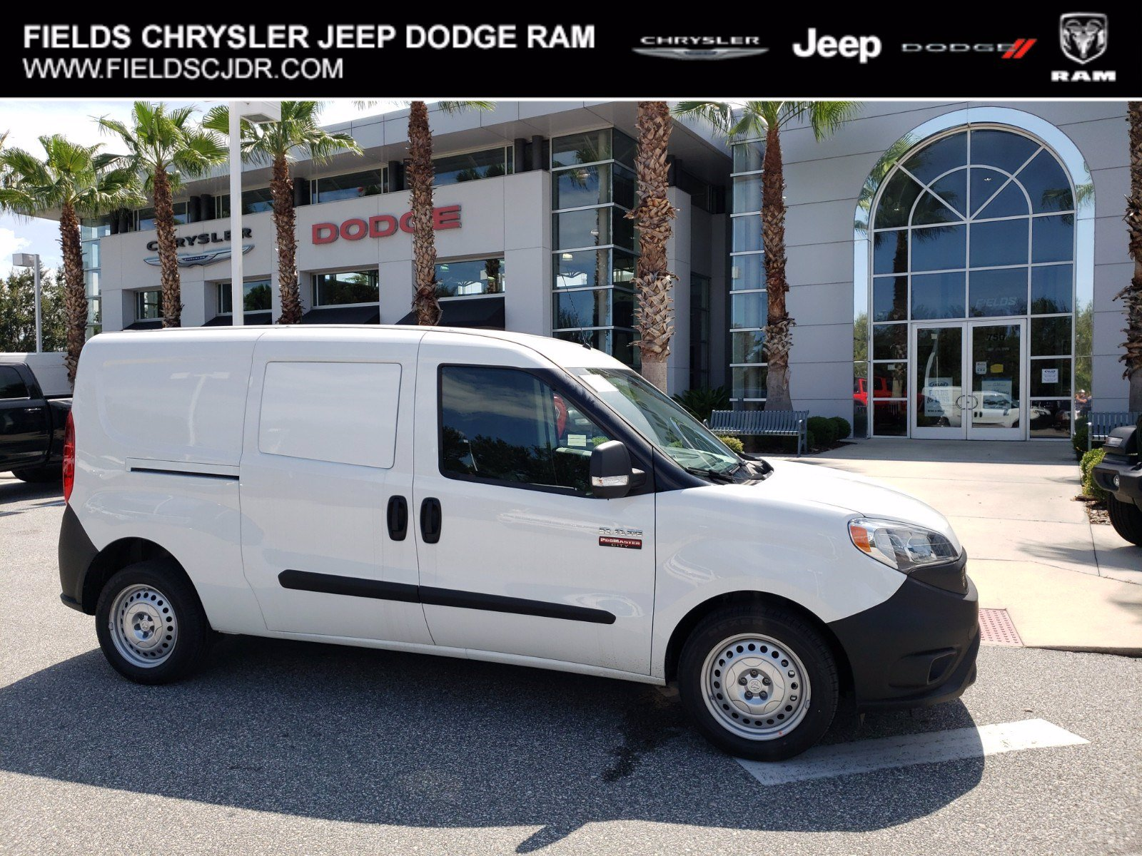 2020 Ram ProMaster City FWD, Empty Cargo Van #6R83755 - photo 1