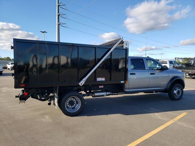 2020 Ram 5500 Crew Cab DRW 4x4, Premier Truck Center Landscape Dump #LG237393 - photo 1
