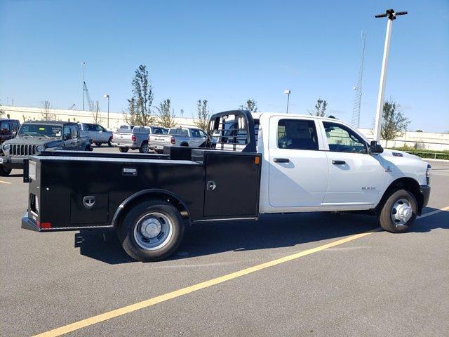 2021 Ram 3500 Crew Cab DRW 4x4, CM Truck Beds Platform Body #MG501008 - photo 1