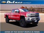 2018 Silverado 2500 Crew Cab 4x4,  Pickup #180452 - photo 1