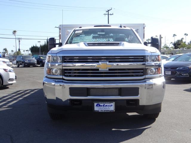 2018 Silverado 3500 Regular Cab DRW 4x2,  Royal Stake Bed #181076 - photo 22