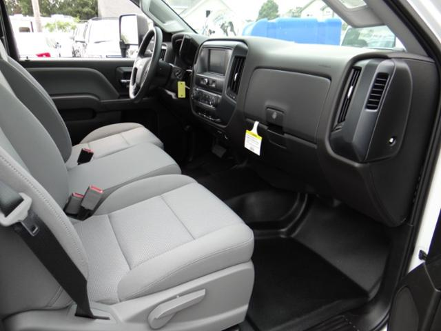 2018 Silverado 2500 Regular Cab 4x2,  Harbor Service Body #181420 - photo 12