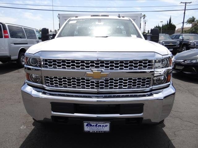 2019 Silverado 3500 Regular Cab DRW 4x2,  Royal Stake Bed #190054 - photo 18