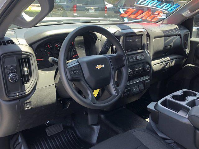 2021 Silverado 3500 Regular Cab 4x2,  Royal Truck Body Service Body #210183 - photo 13