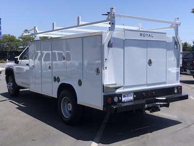 2021 Silverado 3500 Regular Cab 4x2,  Royal Truck Body Service Body #210183 - photo 6