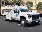2021 Silverado 3500 Regular Cab 4x2,  Royal Truck Body Contractor Body #210206 - photo 4