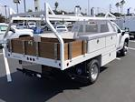 2021 Silverado 3500 Regular Cab 4x2,  Royal Truck Body Contractor Body #210206 - photo 2