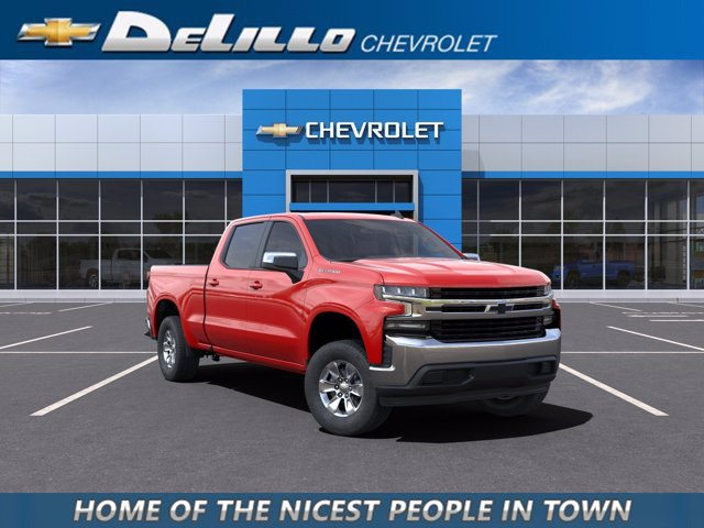 2021 Chevrolet Silverado 1500 Crew Cab 4x2, Pickup #210262 - photo 1