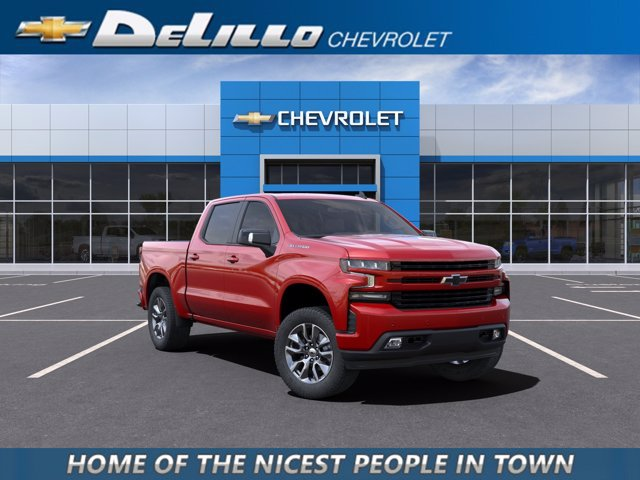 2021 Chevrolet Silverado 1500 Crew Cab 4x2, Pickup #210264 - photo 1