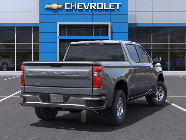 2021 Chevrolet Silverado 1500 Crew Cab 4x2, Pickup #210342 - photo 1
