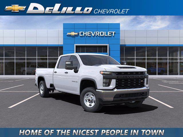2021 Chevrolet Silverado 2500 Crew Cab 4x2, Pickup #210376 - photo 1