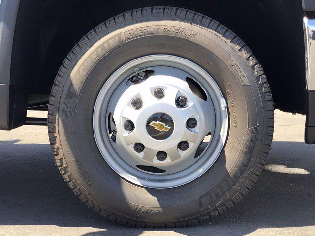 2021 Silverado 3500 Regular Cab 4x2,  Royal Truck Body Stake Bed #210539 - photo 8