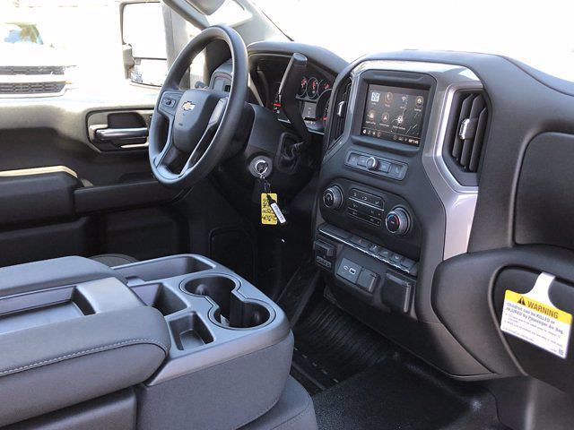 2021 Silverado 3500 Regular Cab 4x2,  Royal Truck Body Stake Bed #210539 - photo 9