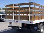 2021 Silverado 3500 Regular Cab 4x2,  Royal Truck Body Stake Bed #210539 - photo 4