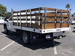 2021 Silverado 3500 Regular Cab 4x2,  Royal Truck Body Stake Bed #210539 - photo 5