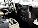 2021 Silverado 3500 Regular Cab 4x4,  Harbor Black Boss Stake Bed #210560 - photo 11