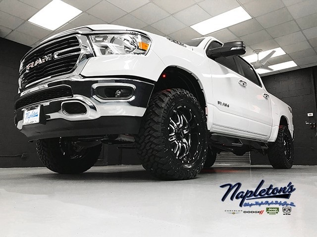 2019 Ram 1500 Crew Cab 4x4,  Pickup #R1800LFT - photo 10