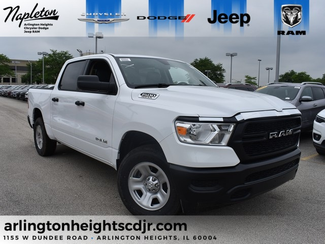 2019 Ram 1500 Crew Cab 4x4,  Pickup #R1810 - photo 1