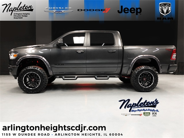 2019 Ram 1500 Crew Cab 4x4,  Pickup #R1989LFT - photo 1