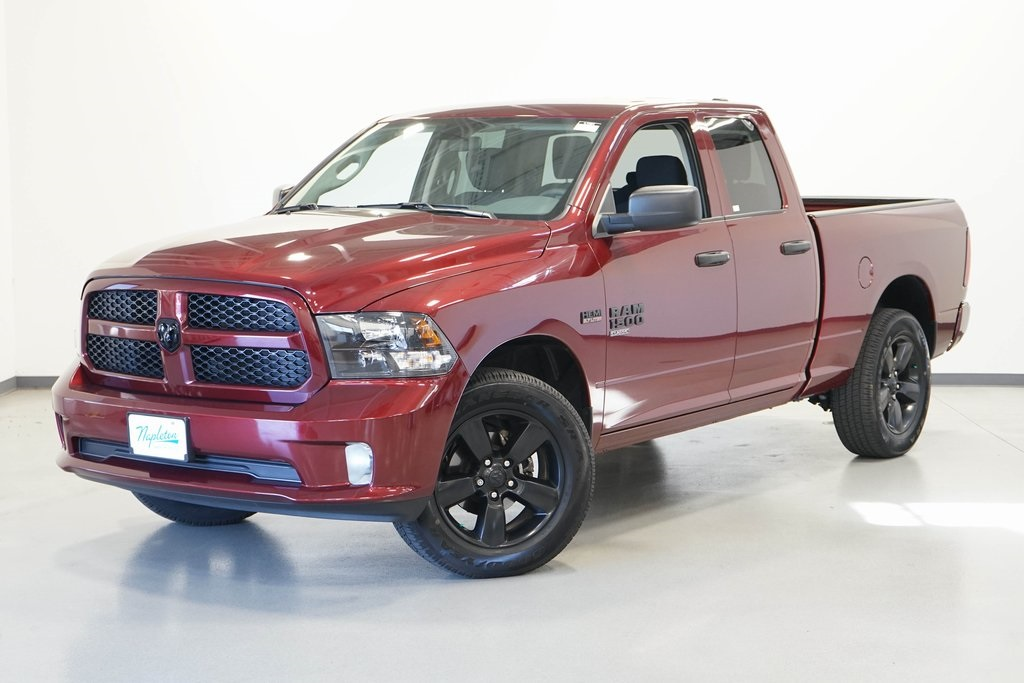 2019 Ram 1500 Quad Cab 4x4,  Pickup #R2011 - photo 4