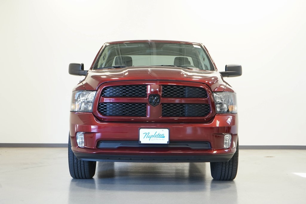 2019 Ram 1500 Quad Cab 4x4,  Pickup #R2011 - photo 3