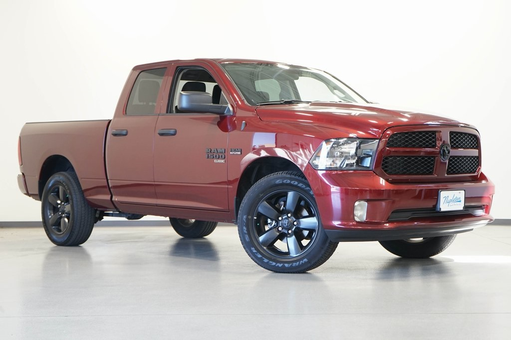 2019 Ram 1500 Quad Cab 4x4,  Pickup #R2011 - photo 5