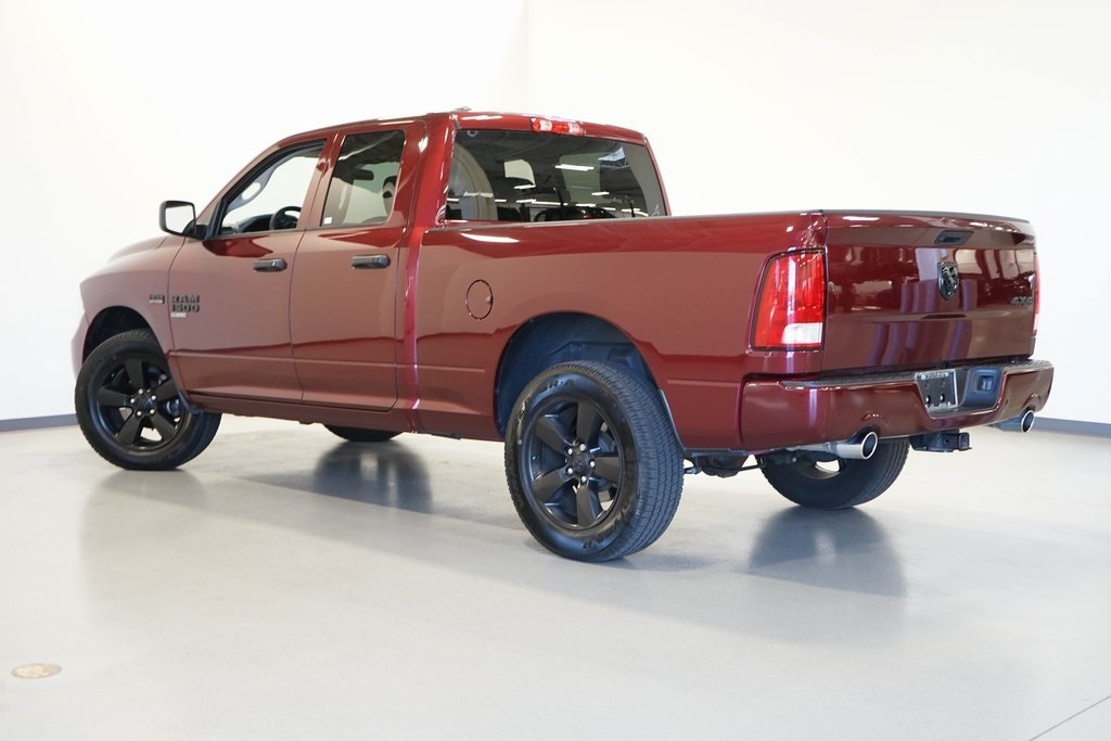 2019 Ram 1500 Quad Cab 4x4,  Pickup #R2011 - photo 6