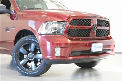 2019 Ram 1500 Quad Cab 4x4,  Pickup #R2011 - photo 2