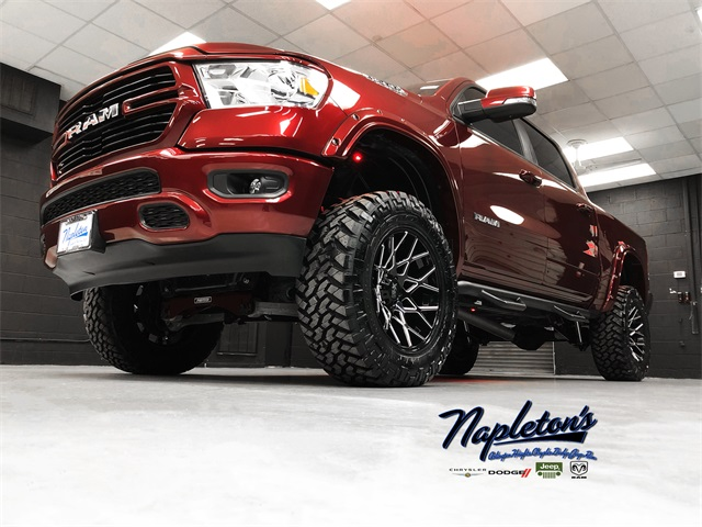 2019 Ram 1500 Crew Cab 4x4,  Pickup #R2027LFT - photo 12