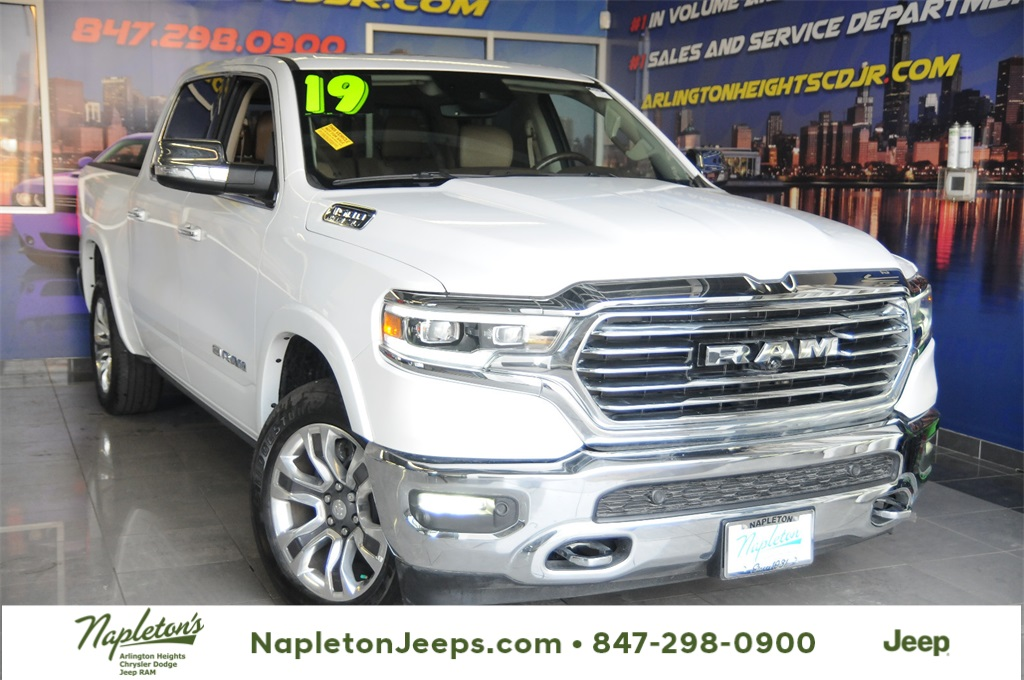 2019 Ram 1500 Crew Cab 4x4,  Pickup #R2032 - photo 1