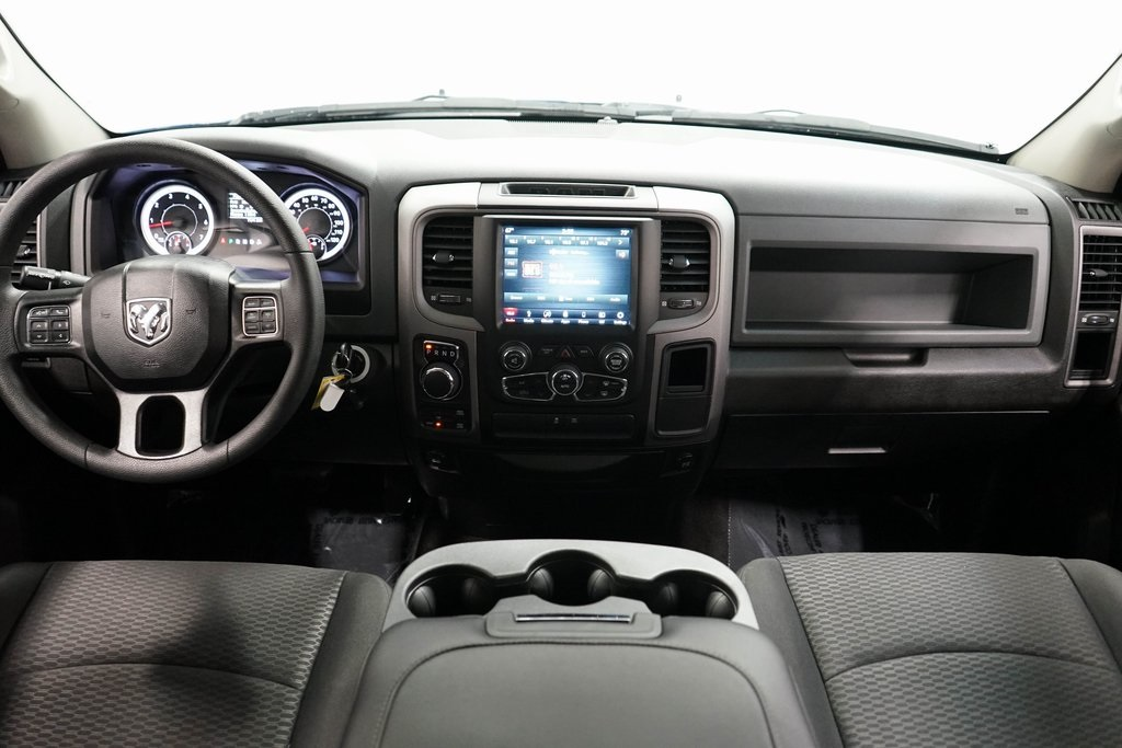 2019 Ram 1500 Quad Cab 4x4,  Pickup #R2053 - photo 12